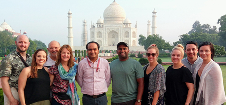 Government Approved tourist guide for Agra
